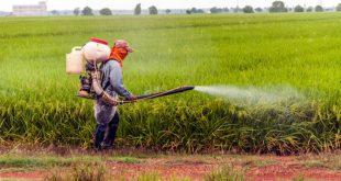 سم کشاورزی در ایران